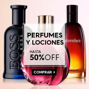 Perfumes y Lociones